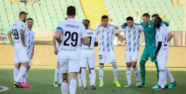 """УЕФА объявил об исключении """"Ордабасы"""" из Лиги Европы"""