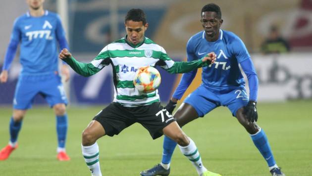 Участник Лиги Европы от Казахстана включился в борьбу за бразильского футболиста