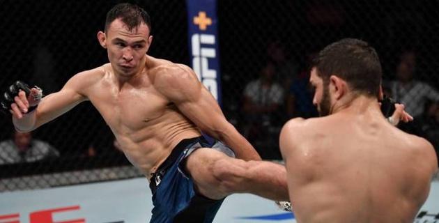 Исмагулов ярко выступил в Китае. В UFC такие бои ждут от него дальше - менеджер о новом контракте с промоушеном