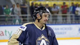 Казахстанский хоккеист с опытом игры в НХЛ перебрался в Европу