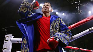 Головкин вошел в десятку лучших боксеров современности