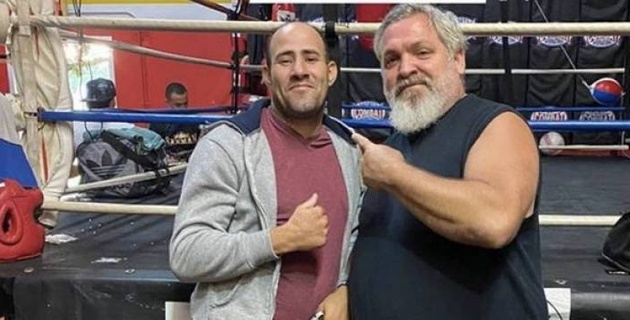 Кубинского боксера застрелили на свиноферме в США во время разборок