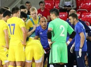 Сборная Казахстана по футзалу завершила год на четвертом месте в рейтинге УЕФА