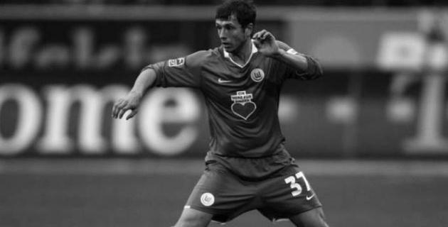 Экс-защитник сборной Казахстана по футболу умер в 33 года
