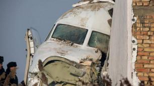 Спортсмены и клубы выразили соболезнования в связи с крушением самолета в Алматы