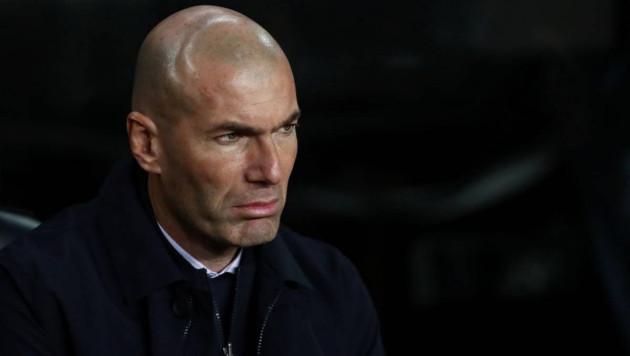"""Реал"" оставил Зидана без Погба"
