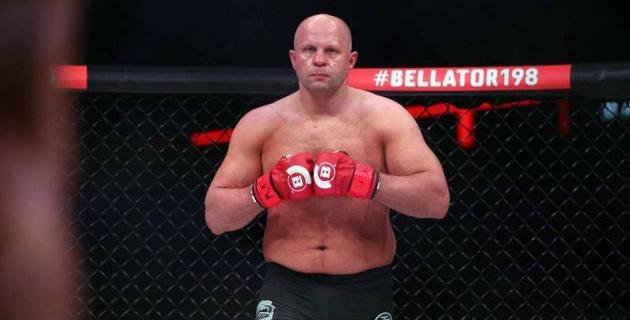 Видео быстрого нокаута, или как Емельяненко вырубил экс-чемпиона UFC