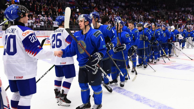 Прямая трансляция матча Казахстана против действующих чемпионов мира на МЧМ-2020 по хоккею