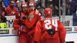 Сборная России обновила серию рекордов в матче с Канадой на МЧМ-2020 по хоккею