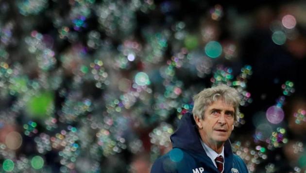 В английской премьер-лиге уволен шестой главный тренер за сезон