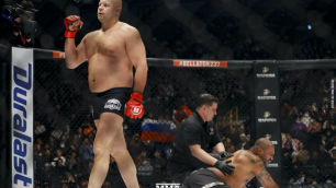 Федор Емельяненко сделал заявление после победы нокаутом над экс-чемпионом UFC
