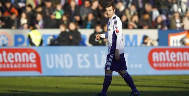 Экс-футболист сборной Казахстана вернулся в строй немецкого клуба после тяжелой травмы