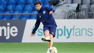 Футболист сборной Казахстана из европейского клуба достиг максимальной трансферной стоимости в карьере