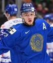 Сборная Казахстана забросила две шайбы и проиграла Швеции на МЧМ-2020 по хоккею