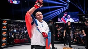 Назван следующий соперник Федора Емельяненко