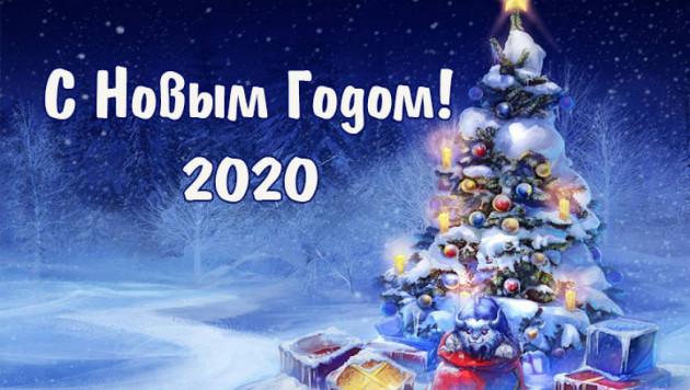 С Новым годом! Как спортсмены поздравляют казахстанцев с праздником