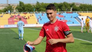 Лучший бомбардир КПЛ-2018 нашел новый клуб после отъезда из Казахстана