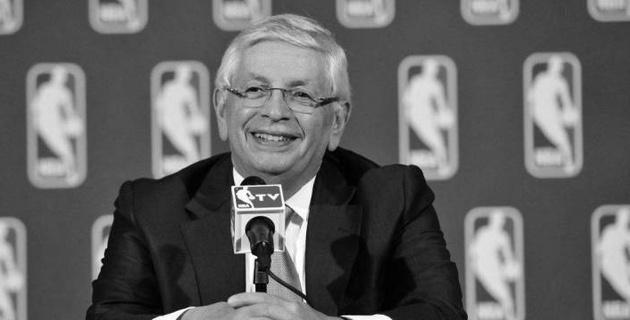 Умер легендарный комиссионер НБА