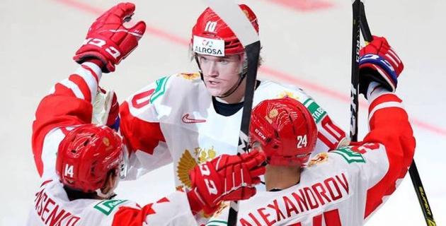 Определились полуфинальные пары молодежного ЧМ по хоккею