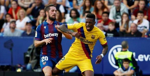 """""""Барселона"""" решила избавиться от победителя Лиги наций и выставила на него ценник"""