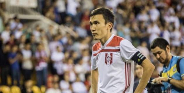 Кандидат в сборную Казахстана перешел в стан участника Лиги Европы