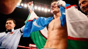 Названный заменой Головкина узбекский боксер нацелился на бой с победителем Суперсерии