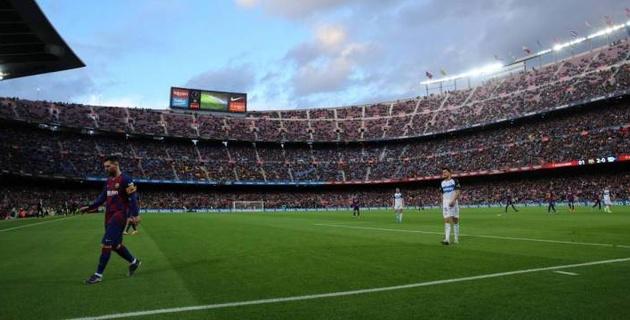 Назван самый посещаемый матч в мировом футболе за 2019 год