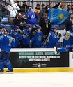Сборная Казахстана по хоккею одержала первую победу на МЧМ-2020