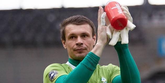 """""""Астана"""" рассталась со вторым футболистом за день"""
