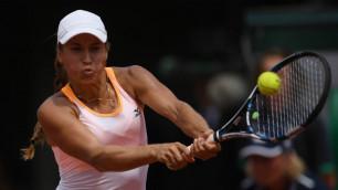 Юлия Путинцева обыграла 20-ю ракетку мира на турнире серии WTA в Брисбене