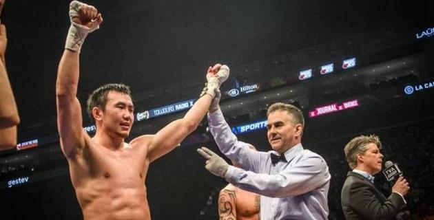 Непобежденный казахстанец получил бой в андеркарте экс-соперника Головкина
