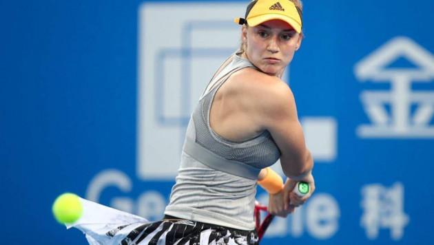 Новая первая ракетка Казахстана вошла в ТОП-30 сильнейших теннисисток планеты