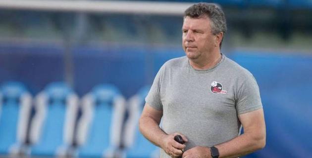 Казахстанский тренер не возглавит известный клуб из Беларуси