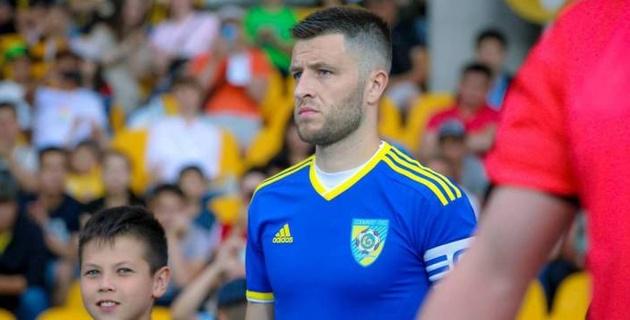 Участник Лиги Европы объявил о переходе экс-капитана казахстанского клуба