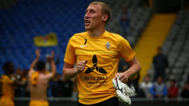 Куат дал первый комментарий после перехода в клуб российской премьер-лиги
