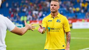 Участник Евро-2016 и ЧМ-2018 определился с новой командой после ухода из клуба Зайнутдинова