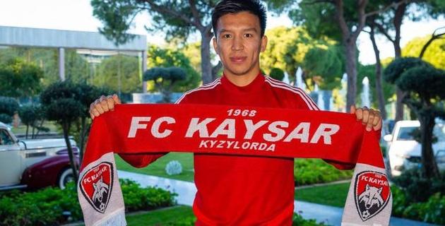 Участник Лиги Европы от Казахстана вернул экс-игрока молодежной сборной