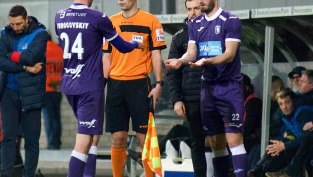 Футболист сборной Казахстана из бельгийского клуба сыграл первый официальный матч в новом году