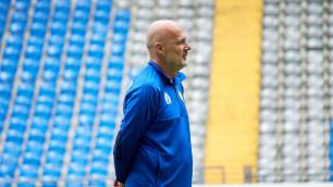 """Гол на ЧМ-1990, опыт в Испании, работа на Евро-2012 и успех в Казахстане. Что нужно знать о новом тренере """"Астаны"""""""