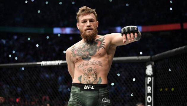 МакГрегор озвучил свой гонорар за первый бой после возвращения в UFC