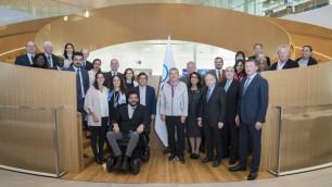 Президенты НОК Казахстана и МОК обсудили подготовку к Олимпиаде-2020