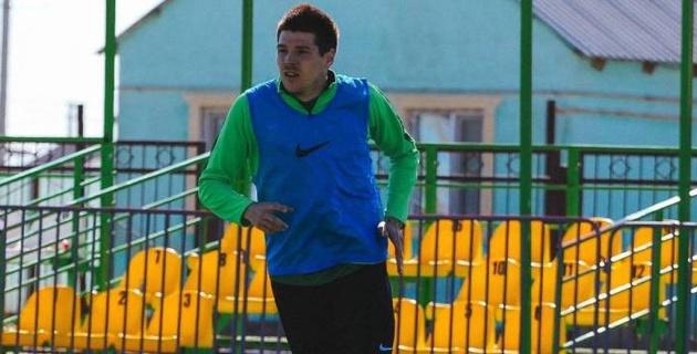 Бронзовый призер европейского чемпионата прибыл на просмотр в клуб КПЛ