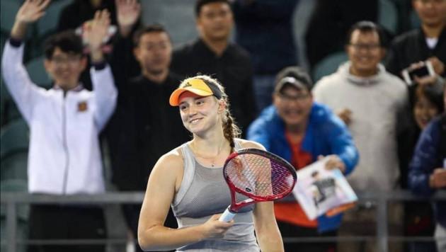 Новая первая ракетка Казахстана вышла в четвертьфинал турнира WTA в Австралии