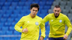 Георгий Жуков ответил на вопрос о выступлении за сборную Казахстана