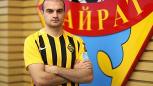 """Новичок """"Кайрата"""" объяснил свой выбор и сравнил КПЛ с чемпионатом Армении"""