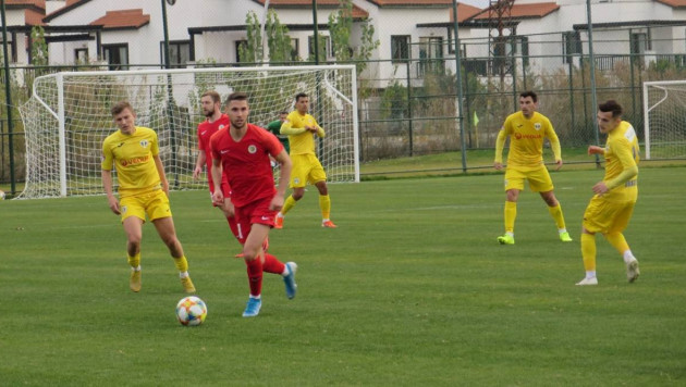 Два казахстанских клуба потерпели поражения на сборах в Турции