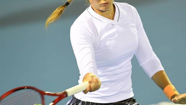20-летняя теннисистка из Казахстана вышла во второй подряд финал турнира WTA в 2020 году