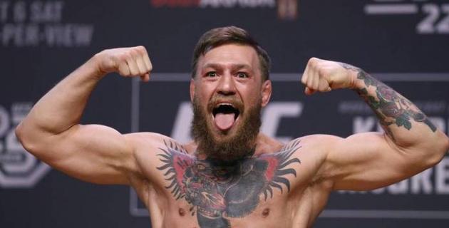Прямая трансляция первого боя МакГрегора после поражения от Хабиба и возвращения в UFC