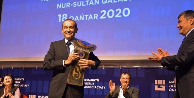 К новым горизонтам - в новом составе. В Нур-Султане прошел ll Конгресс Ассоциации боевых искусств Казахстана