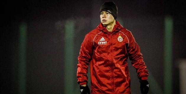Жуков сыграл первый матч за новый клуб